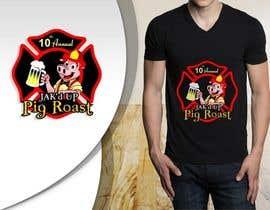 #3 for Design a Logo for ALL JAK'd UP Pig Roast af webexpo