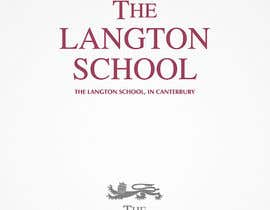 #295 untuk Design a Logo for the Langton School oleh paramiginjr63