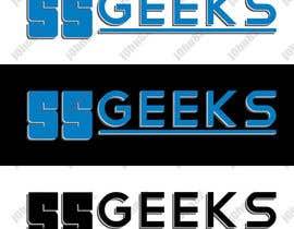 J0HN82 tarafından 55 Geeks logo design için no 1
