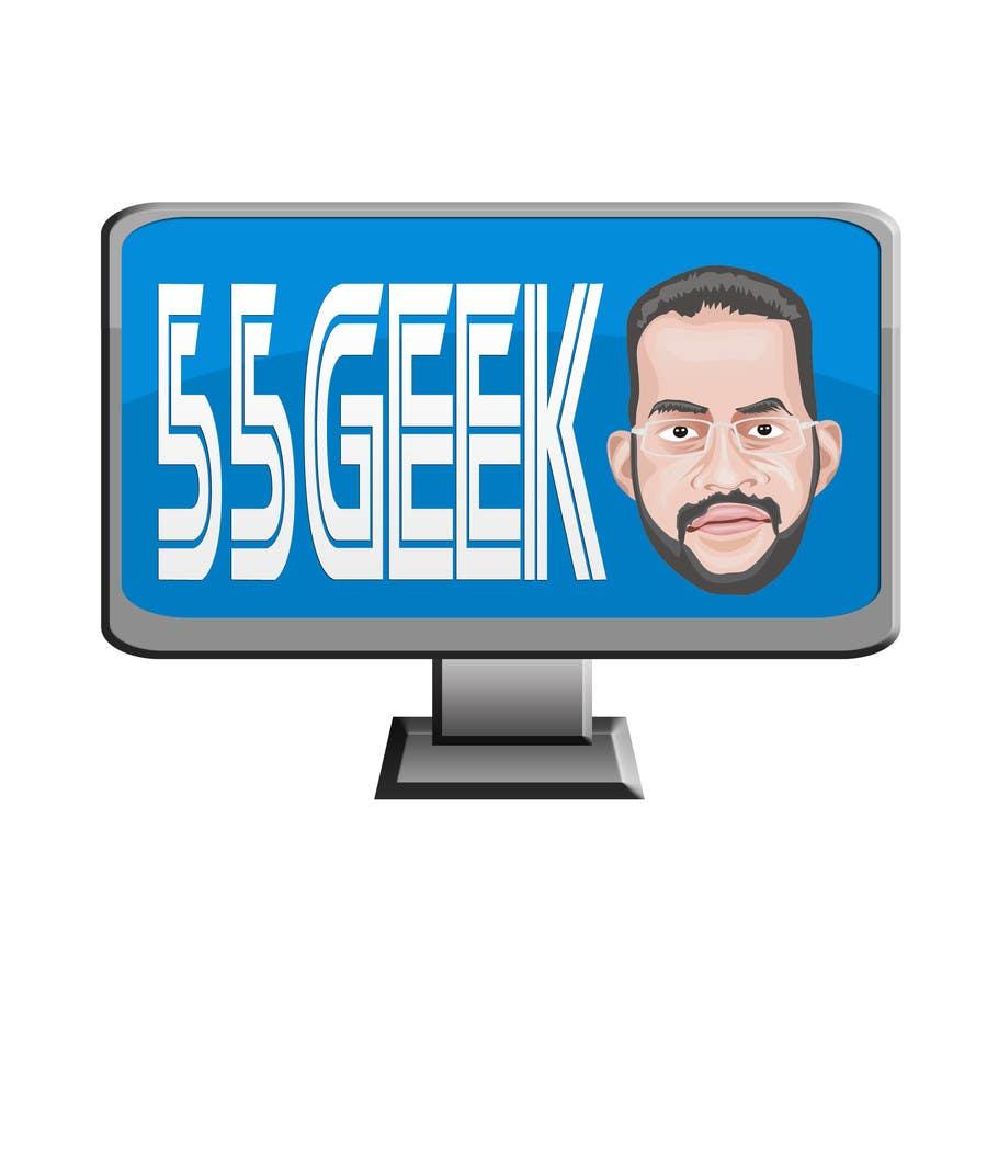 Proposition n°8 du concours 55 Geeks logo design