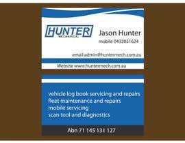 dustu33 tarafından Design some Business Cards for hunter mechanical için no 47