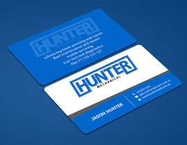 #57 for Design some Business Cards for hunter mechanical by ALLHAJJ17