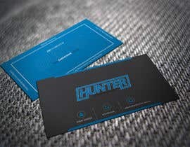 #31 for Design some Business Cards for hunter mechanical by shyRosely