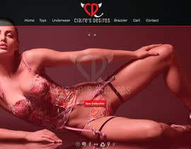 #3 for Create a lingerie website theme by janjuamahad1