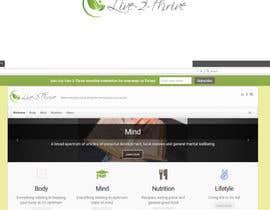 #99 cho Design a Logo for Pilates/Fitness Blog bởi sankalpit