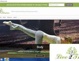 #87 for Design a Logo for Pilates/Fitness Blog by n24