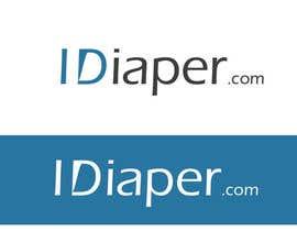 #24 untuk Design a Logo for IDiaper.com oleh Aliloalg
