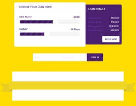 #3 untuk Design 4 New Graphics for LittleLoans.co.za! oleh kenqdesign
