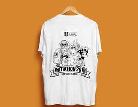 #9 for Design a T-Shirt for a school Event by vyncadq