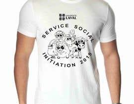 #25 for Design a T-Shirt for a school Event af bv77