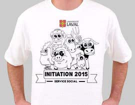 #19 for Design a T-Shirt for a school Event by petersamajay