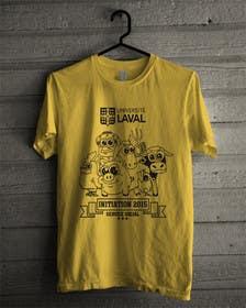 #17 for Design a T-Shirt for a school Event af murtalawork
