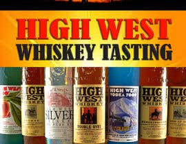 #11 cho Design a Flyer for High West Whiskey Tasting bởi Anudissa