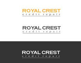 #85 for Design a Logo for ROYAL CREST CREDIT REPAIR by sarifmasum2014