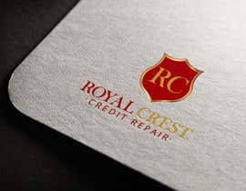 velimirprostran tarafından Design a Logo for ROYAL CREST CREDIT REPAIR için no 84