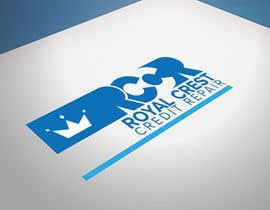 #57 for Design a Logo for ROYAL CREST CREDIT REPAIR by propeller215