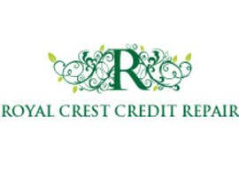 #9 untuk Design a Logo for ROYAL CREST CREDIT REPAIR oleh cloudmatrix04