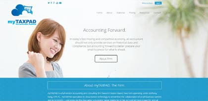 #42 untuk Design a clean, modern logo for cloud-based accounting firm with new generation oleh silverhand00099