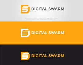 #401 for Design a Logo for Digital Swarm af migsstarita