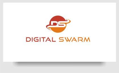 #396 for Design a Logo for Digital Swarm af AhmedAdel3