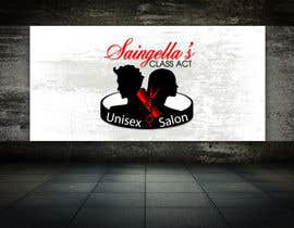 #13 untuk Design a Logo for Unisex Barbershop oleh webexpo
