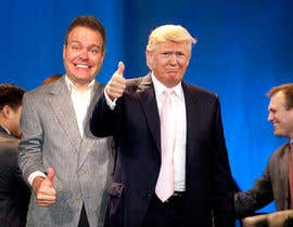 #2 for Alter some Images with Donald Trump and Me by adsis