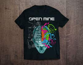 #57 for Design a T-Shirt related to the Keywords: Meditation, Calmness, Freedom, Open Mindedness af aandrienov