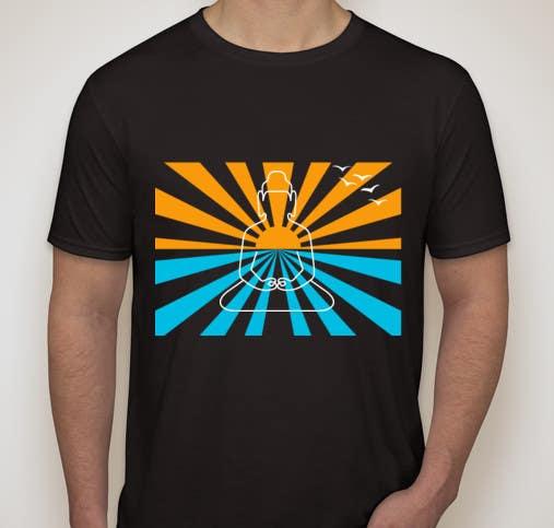 Bài tham dự cuộc thi #10 cho Design a T-Shirt related to the Keywords: Meditation, Calmness, Freedom, Open Mindedness
