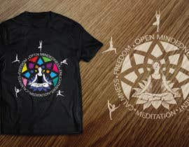 #9 untuk Design a T-Shirt related to the Keywords: Meditation, Calmness, Freedom, Open Mindedness oleh agussetiawan72