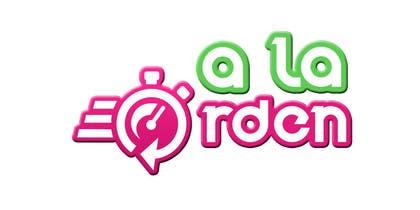 #31 untuk Diseñar un logotipo para aplicación móvil de entrega de productos y servicios a domicilio oleh albertosemprun