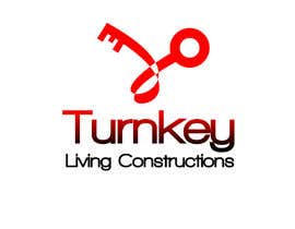 #2 para Design a Logo for Turnkey Living Constructions (TLC) por Krcello