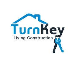 nº 43 pour Design a Logo for Turnkey Living Constructions (TLC) par thimsbell