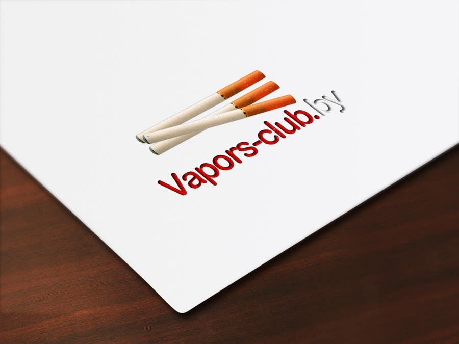 Bài tham dự cuộc thi #23 cho Design a Logo for shop of electronic cigarettes