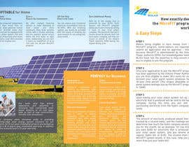 #5 cho Design a Brochure for Solar Panel Company bởi pearl1803