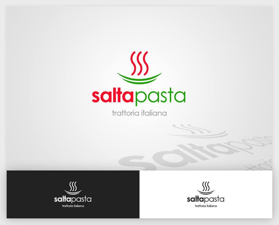 #26 for Design a Logo for Saltapasta by lemuriadesign