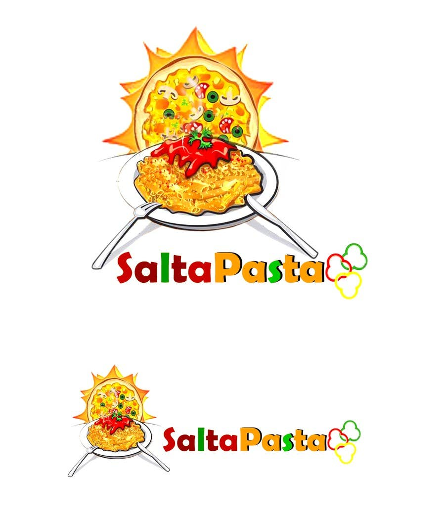 Konkurrenceindlæg #7 for Design a Logo for Saltapasta