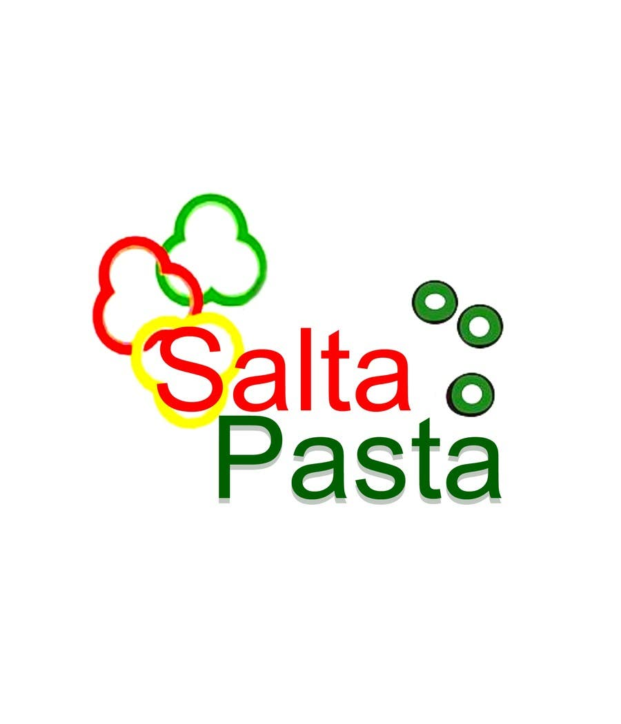 Konkurrenceindlæg #9 for Design a Logo for Saltapasta