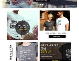#11 for Design a Website Mockup for PI by Megha03