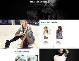 #5 for Design a Website Mockup for PI af SkylineServes