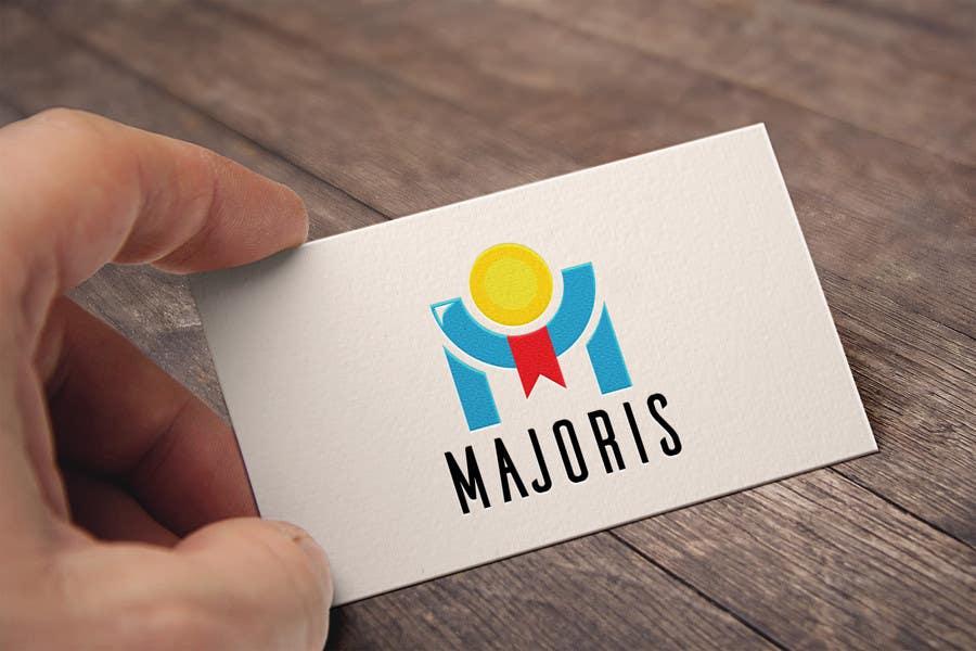 Penyertaan Peraduan #43 untuk Design a Logo for Majoris