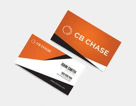#18 untuk Design some Business Cards for Recruitment Firm CB Chase oleh Hrosny