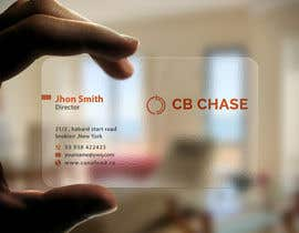 #93 untuk Design some Business Cards for Recruitment Firm CB Chase oleh imtiazmahmud80
