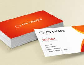 #101 untuk Design some Business Cards for Recruitment Firm CB Chase oleh diptisamant84