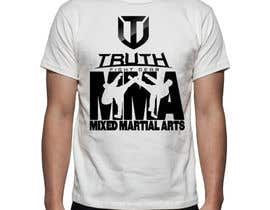 #8 cho Design Five T-Shirts for Fight Clothing company bởi marijakalina