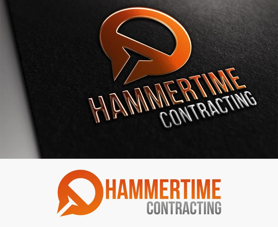 Inscrição nº 63 do Concurso para Design a Logo for Hammertime Contracting