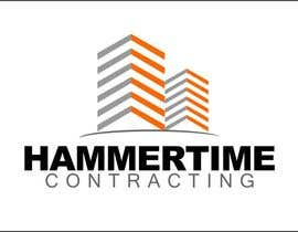 #10 untuk Design a Logo for Hammertime Contracting oleh jerry24