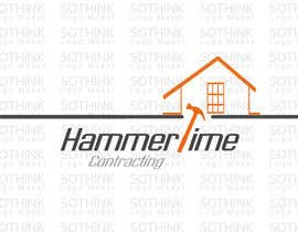 #31 for Design a Logo for Hammertime Contracting af sugarcrush