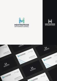 hamzahajji tarafından Design a Logo for Mentreprise International için no 7