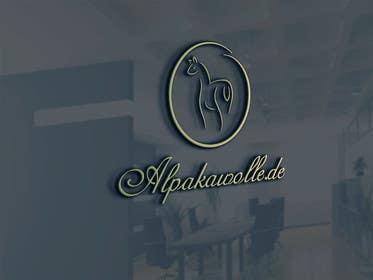 #77 untuk Alpakawolle.de Logo (Alpaca Yarn) oleh adityapathania