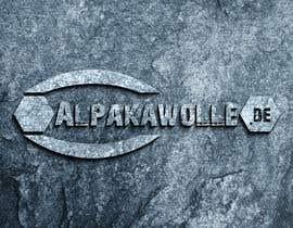 #76 untuk Alpakawolle.de Logo (Alpaca Yarn) oleh mahade87